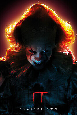 IT Chapter 2 Pennywise Movie Horror Maxi Poster Picture 61x91.5cm   24x36 inches