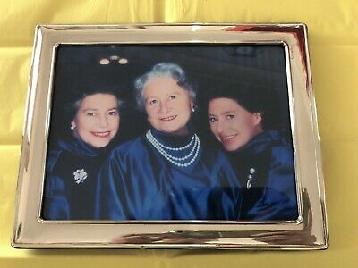 Sterling Silver Photo Frame - R Carr's - Sheffield - 2012