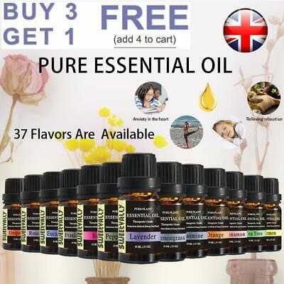 37 Style Essential Oils Water-Solution Natural Plant Aromatherapy Fragrance Oils