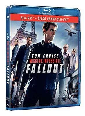 Mission: Impossible - Fallout Tom Cruise Blu ray NUOVO