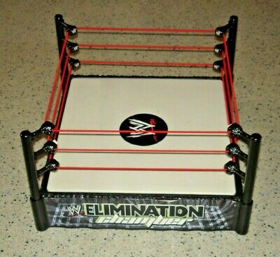 WWE Elimination Chamber Wrestling Ring