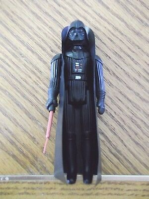 Rare Vintage Kenner Star Wars Darth Vader Action Figure 1977 Mint W Saber & Cape