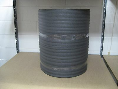 "1/8"" PE Black Recycled Foam Packaging Wrap 24"" x 275' Per Roll - Ships Free!"