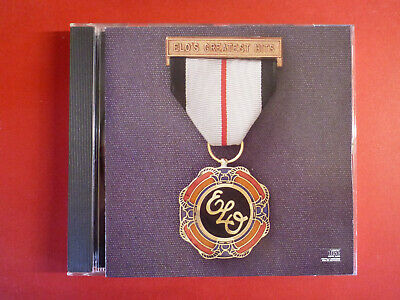 ELECTRIC LIGHT ORCHESTRA Elo's Greatest Hits CD