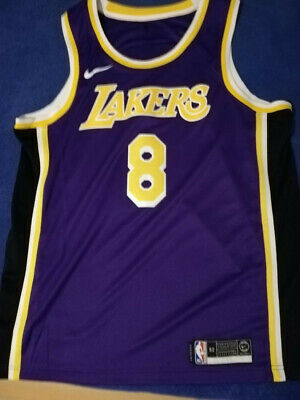 NBA TRIKOT KOBE Bryant, LA Lakers, Authentic, Latin Nights