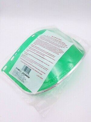 Jackson Safety 3002817-0750039 Face Shield Acetate Green 170-B Headgear Uncoated