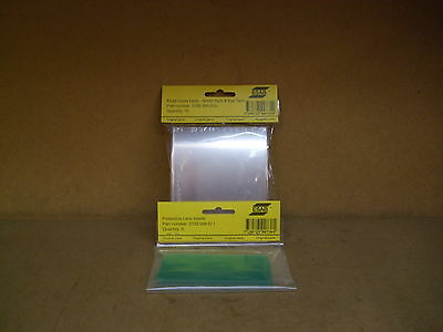 Esab Warrior Tech Welding Helmet Clear Cover Lens Inners x 10 and Outers x 10
