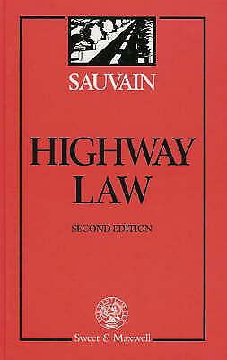 Highway Law by Sauvain, Stephen