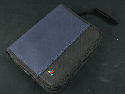 Sony PlayStation Gamer Advisory Panel Notebook Binder Game Carrying Case Promo