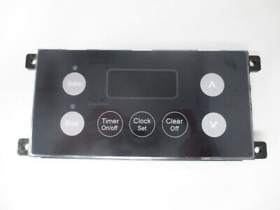 316455410 White Frigidaire GAS Stove Range Control *1 Year Guarantee* New Face