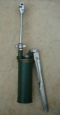 Interlube Commercial / Plant Hand Held Grease Gun In Good Used Cond'