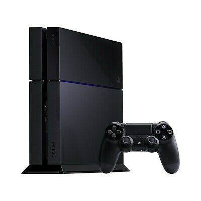 Sony PlayStation 4 500GB Console - Black (PS4) UNBOXED - B30