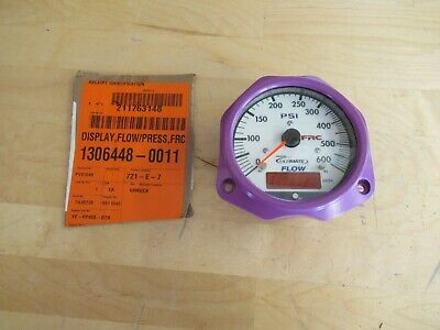 FRC Insight Ultimate Digital Flowmeter p/n XE-FP400-D7B, Pierce p/n 1306448-0011