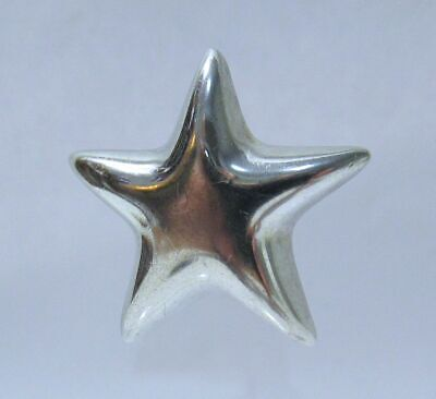 Vintage Tiffany & Co. Mexico Sterling Star Brooch Lapel Scatter Pin 10.2gr  NR