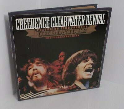 Creedence Clearwater Revival Chronicle Greatest Hits! Vinyl 2LPs