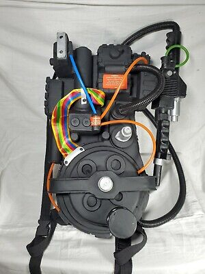 Classic Ghostbusters Proton Pack Deluxe Costume Pre-owned ***NO JUMPSUIT