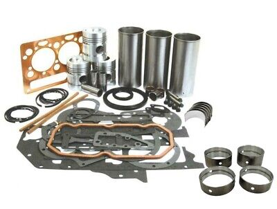 Massey Ferguson MF240, MF245, MF250, MF2135 Tractor Engine Overhaul Rebuild Kit