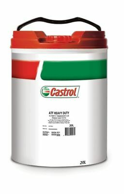 4WD Castrol ATF Heavy Duty Automatic Fluid 20l - 3377654