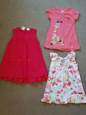 GIRLS CLOTHING BUNDLE- Size 1 12-18 MTHS