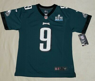 designer fashion 642c4 dcb3c NEW PHILADELPHIA EAGLES Nick Foles 9 Jersey Logo T-Shirt ...