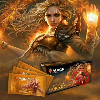 English MODERN HORIZONS Booster Pack - lots available, view our listings !