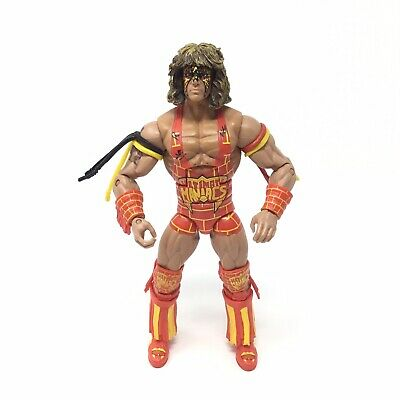 Wwe Mattel Elite Ultimate Warrior Maniacs Defining Moments Wrestling Figure Wwf