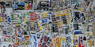 Stickers LEGO neuf TECHNIC, STAR WARS, UCS (Compatible,Custom,OEM,Remplacement)