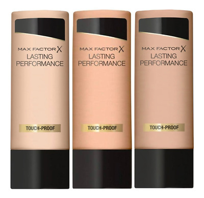 Max Factor Lasting Performance Touch Proof Foundation - Choose Shade