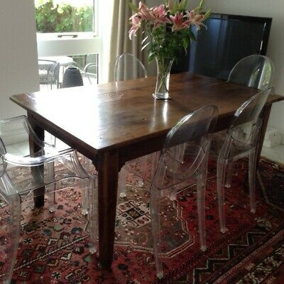 french kitchen antique table
