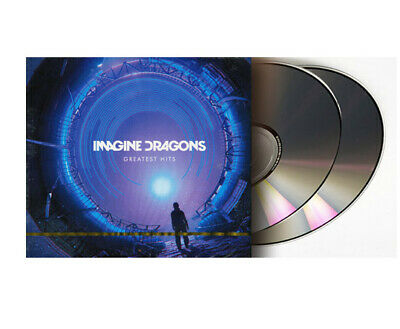 IMAGINE DRAGONS - Greatest Hits - Best songs collection 2CD BOX