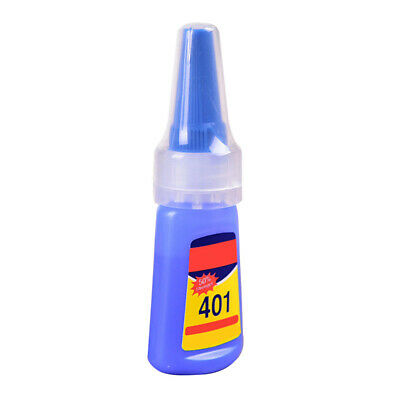 Loctite 401 Super Glue Instant Adhesive 20G Metal Rubber Ceramic Leather Chy