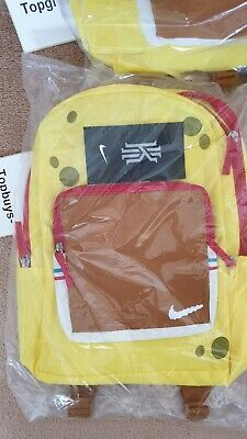 Nike Kyrie x Spongebob Backpack Dynamic Yellow Trusted Seller