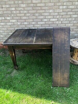 victorian wind out table