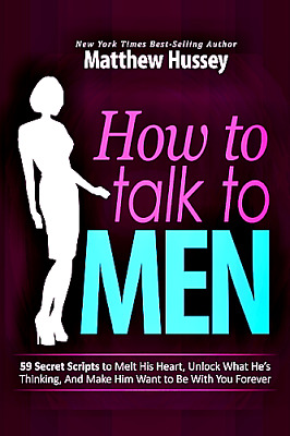 How to Talk to Men - Matthew Hussey PDF/EBOOK