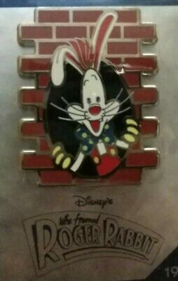 Disney Store 30th Anniversary Week #1 ROGER Rabbit Pin ONLY 2017