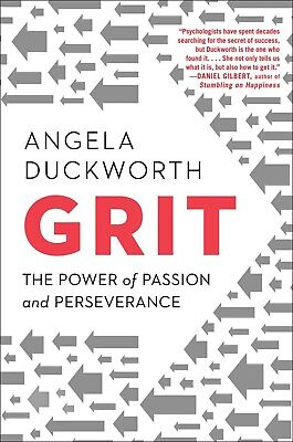 Grit The Power of Passion and Perseverance AUDIO BOOK