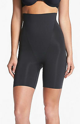 New SPANX Trust Your Thinstincts Shaping High Waist Control Shaper Black Medium