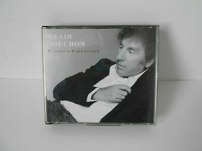 "Alain Souchon album 3 cd ""Platinum collection"
