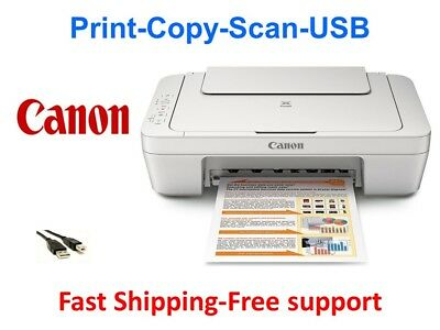 NEW Canon 2522(2920) All-in-One printer-scan-copy+Free USB-discount-back school