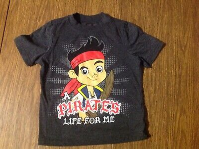 Old Navy Collectable Pirate Tee Shirt Boys Size 3T Nwot Adorable