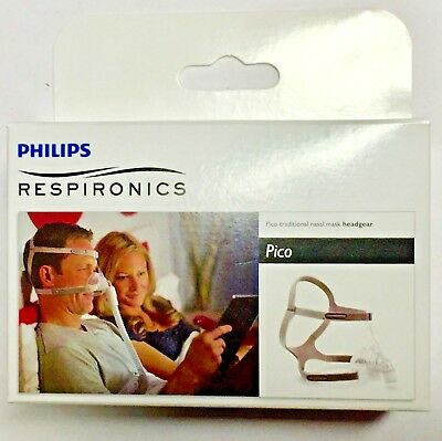 Respironics replacement Headgear for Pico Nasal 1104934