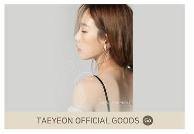 TAEYEON 's...TAEYEON CONCERT OFFICIAL GOODS DRINK BAG + PHOTO CARD SET NEW