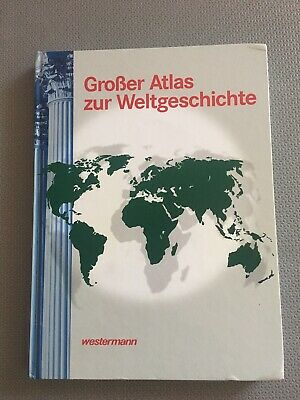 Grosser Atlas zur Weltgeschichte (German Edition) Hardcover 1997