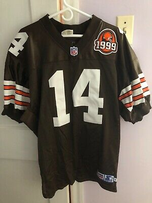 Authentic Starter Otto Graham Cleveland Browns  48 Large Northwestern Wildcats