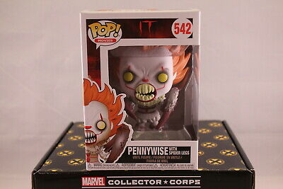 Funko Pop Pennywise (Spider Legs) # 542