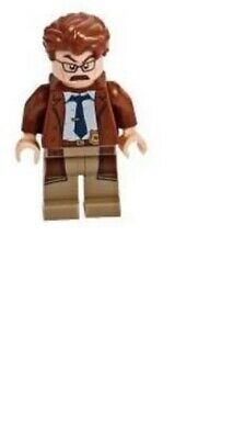LEGO DC Super Heroes Commissioner Gordon MINIFIG from Lego set #7120 Brand New
