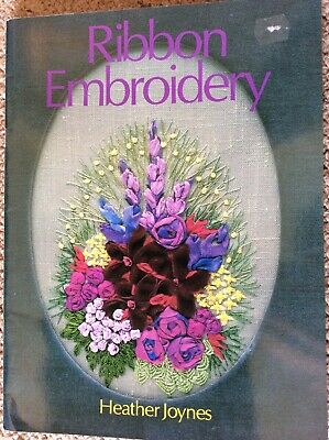Ribbon Embroidery by Heather Joynes  - Ribbon Embroidery Patterns