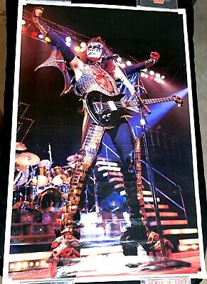 GENE SIMMONS @DEMOS CD-1 KISS (Alice Cooper/Twisted Sister