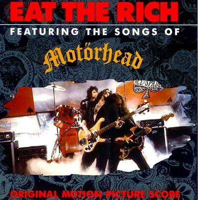 Motorhead Soundtrack Eat The Rich - Heavy Metal
