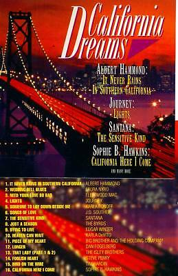Sampler California Dreams Albert Hammond, Fleetwood Mac, Santana, Tim Hardin, ..